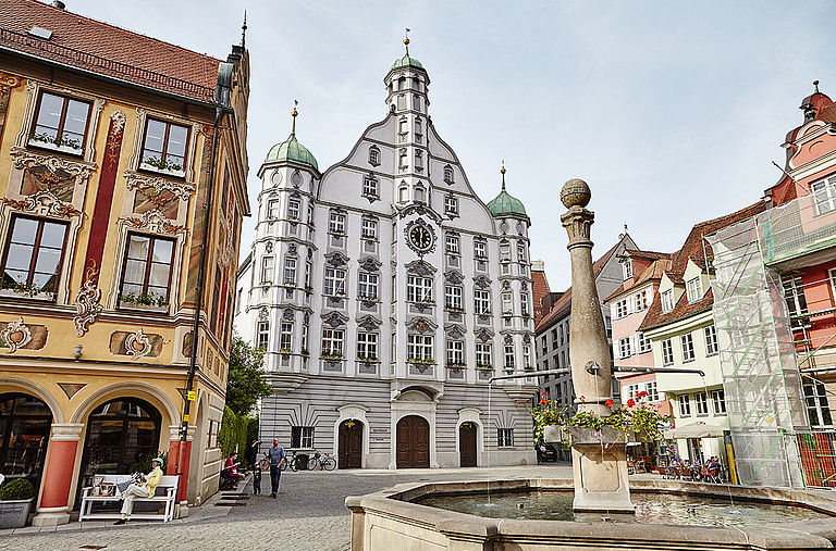 Explore more about the old town of Memmingen